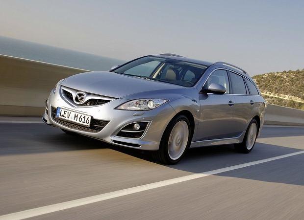 Odświeżona Mazda 6 od 83 900 zł