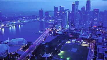 Panorama Singapuru
