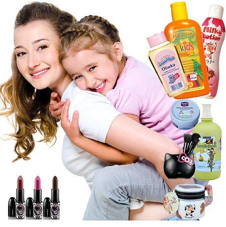 Kochamy dziecięce kosmetyki