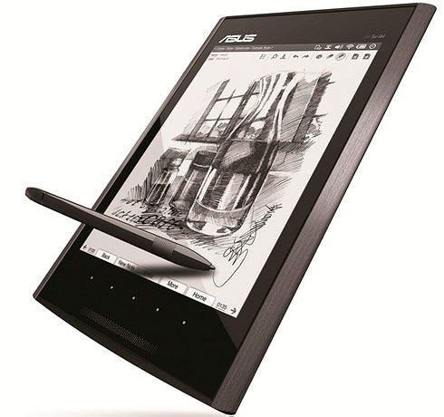 Rysunek koncepcyjny Eee Tablet