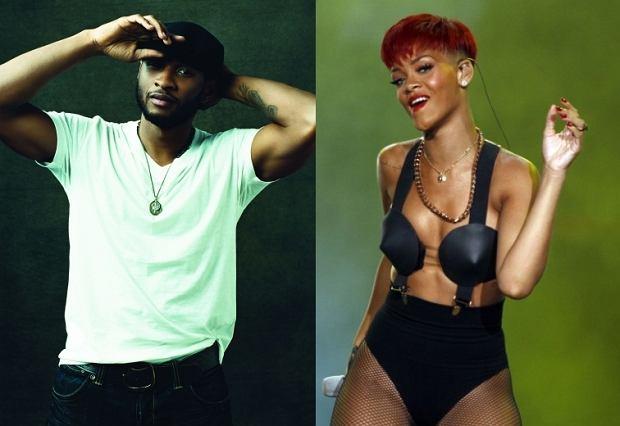 Usher, mat. prasowe / Rihanna, Forum