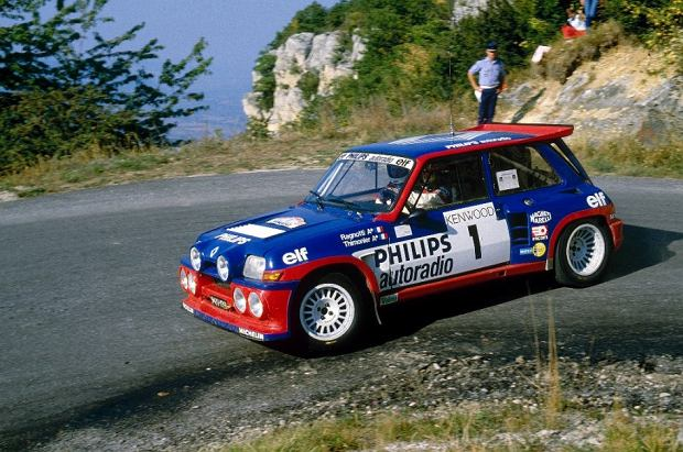 Renault 5 Maxi Tour de France 1985 r