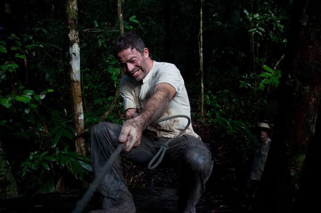 Olly Steeds na Diabelskiej Wyspie