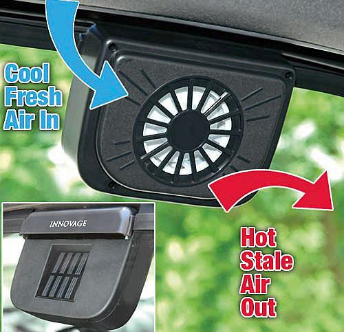 Auto Cool Air Vent