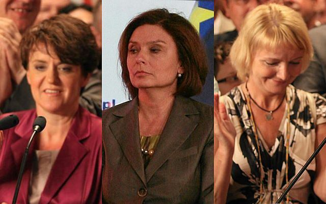 Podczas wczorajszych wieczorów wyborczych najaktywniejsze były kobiety.