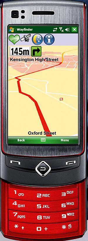 GPS randki z Androidem