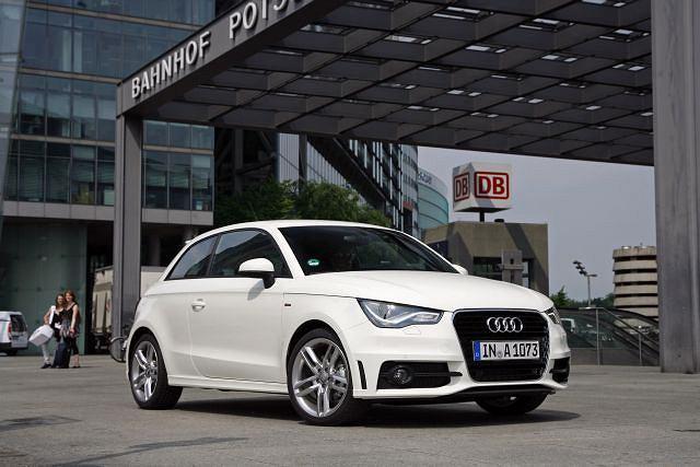 Audi A1 - pierwsza jazda