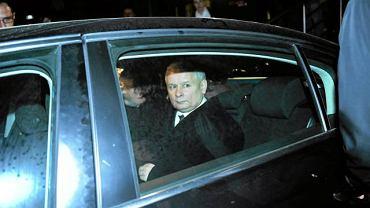 Smoleńsk, Jarosław Kaczyński po oględzinach ciała swojego brata, Lecha Kaczyńskiego