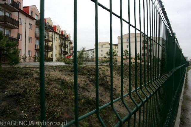Strzeżone osiedle w Warszawie