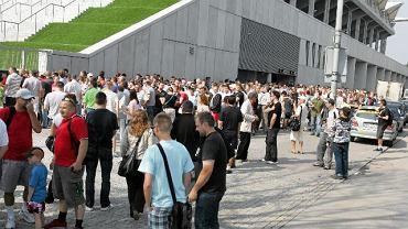 Dzień otwarty na stadionie Legii przy Łazienkowskiej