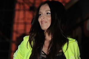 Marina na koncercie Hity na czasie.