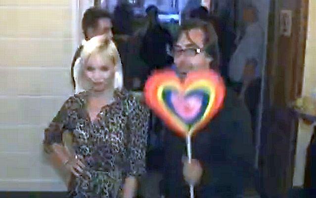 Candy Girl i Dj Adamus na imprezie razem. A przecież nie są parą. Do tego Candy wciąż widywana jest z Tomkiem Lubertem.