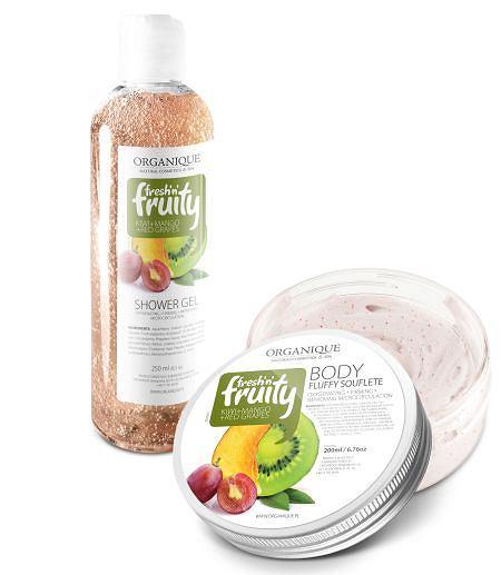 Owocowe kosmetyki Fresh'n'Fruity