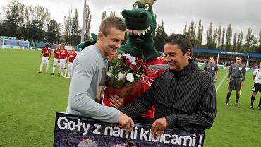 Wisła - Polonia B., 4. kolejka ekstraklasy 2010/11