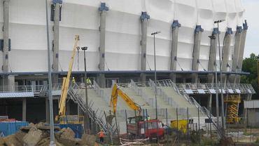 Poznański stadion pełen niedoróbek zaprojektował Wojciech Ryżyński