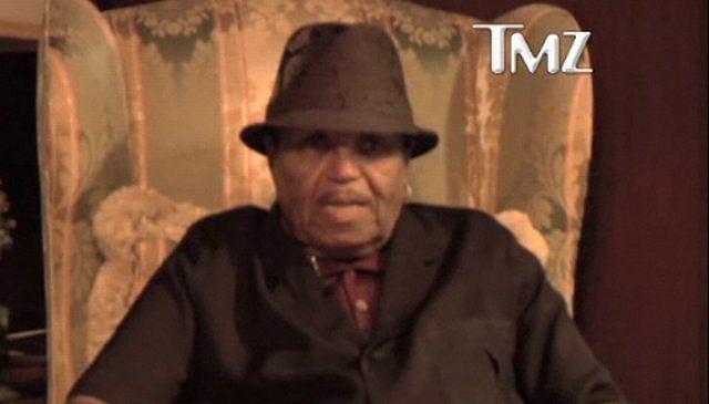Joe Jackson, ojciec Michaela.