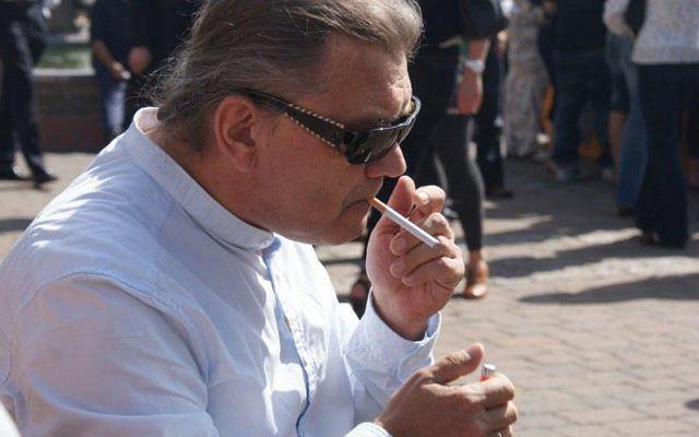 Krzysztof Olesiński.
