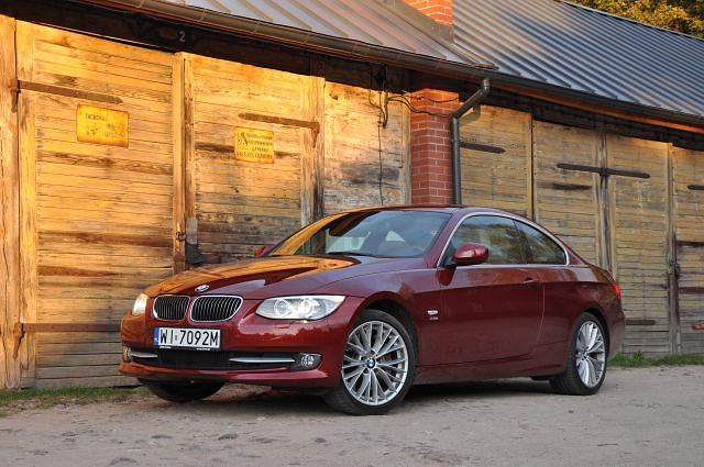 BMW 335i xDrive Coupe