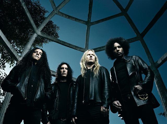 Alice In Chains, mat. prasowe