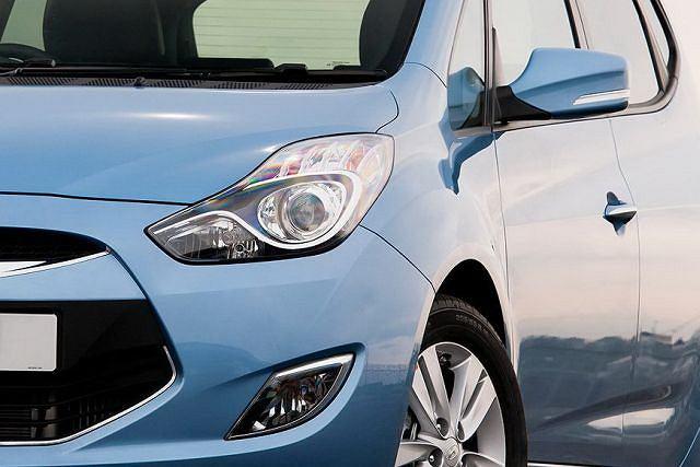 Hyundai iX20 - pierwsze zdjęcia
