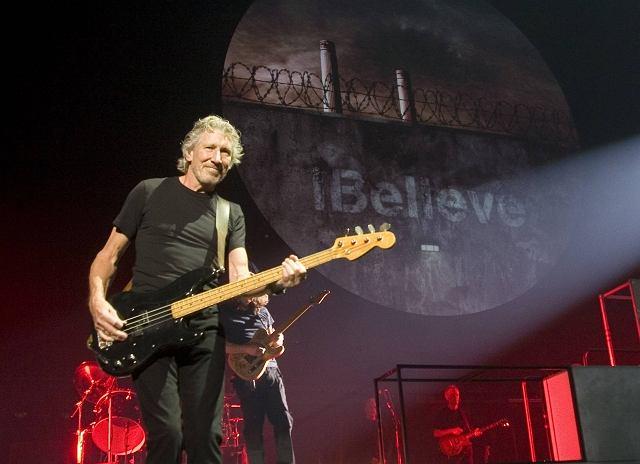 Roger Waters w trakcie trasy
