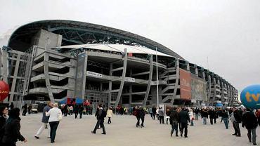 Stadion Miejski w Poznaniu. Gra na nim Lech Poznań
