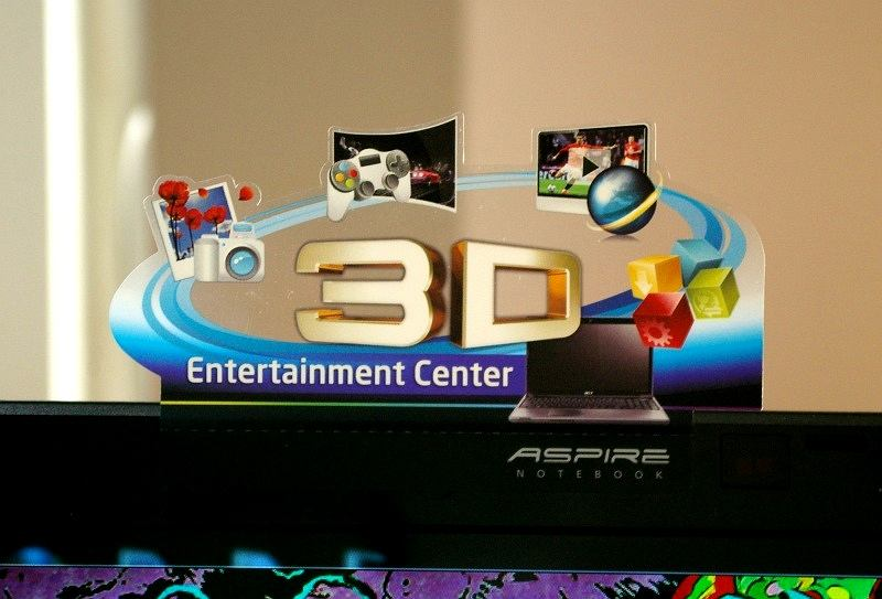 Acer 5745DG 3D