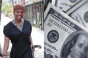 Garina Fearon zgarnęła 54 miliony dolarów.