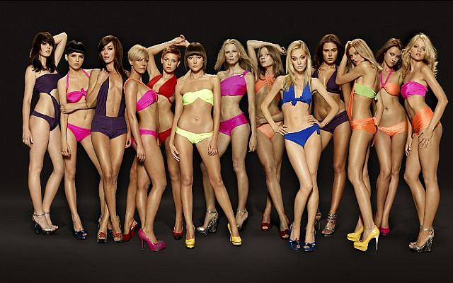 Wszystkie uczestniczki w profesjonalnej sesji. Bikini, szpilki i mega czar. To wszystko zobaczymy już dziś o 21:30