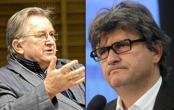 Kazimierz Kutz odszedł z klubu PO by poprzeć Janusza Palikota