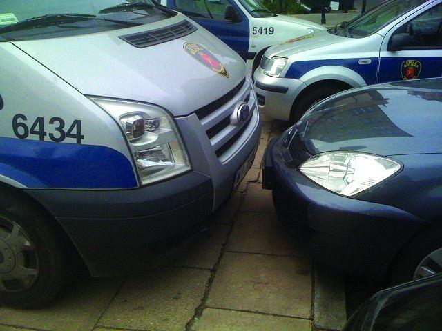 Parkowanie na Smolnej