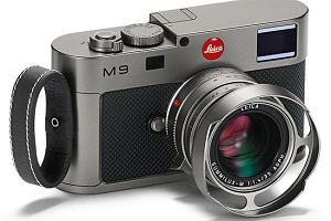 Leica M9 Titanium Limited Edition, designed by Walter de'Silva