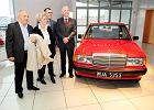 Najbardziej znany Mercedes w Polsce