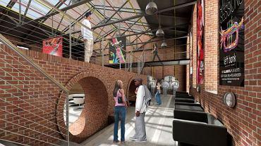 Tak mają wyglądać lofty przy ul Szwedzkiej. Głównym projektantem kompleksu budynków na terenie dawnej fabryki Pollena jest pracownia architektoniczna Grupa 5