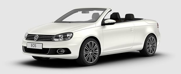 Volkswagen Eos Exclusive Edition