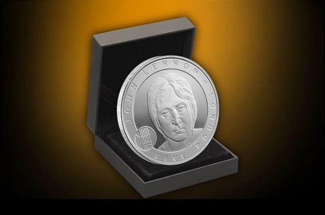 John Lennon, moneta