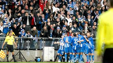 LE. Lech Poznań - Manchester City