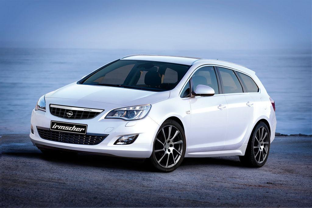 Opel Astra ST Irmscher