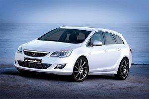 Opel Astra ST od Irmschera