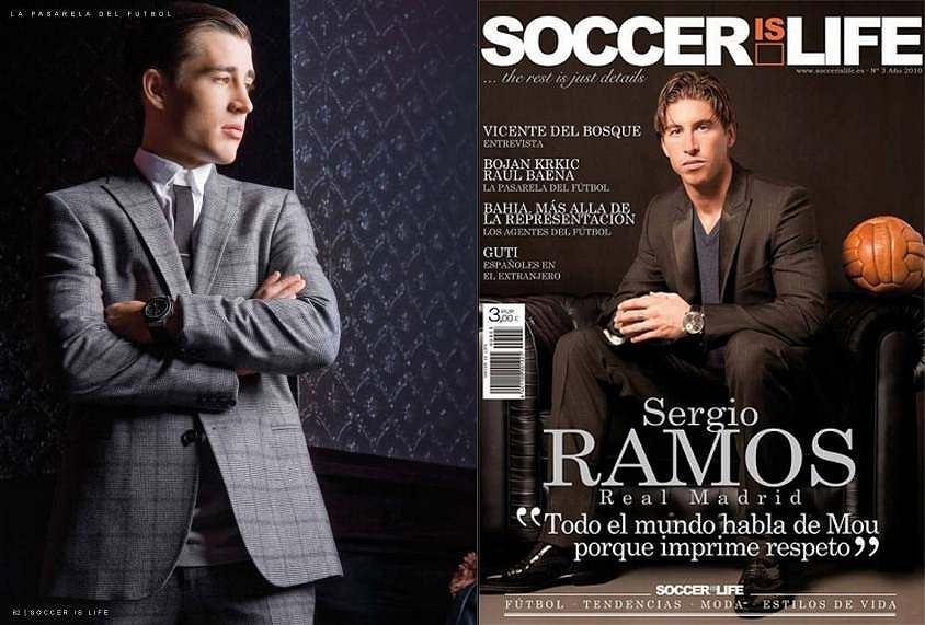 Bojan Krkić i Sergio Ramos