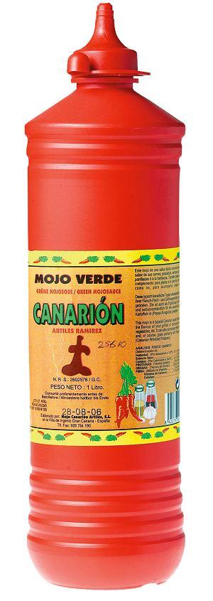 hiszpańskie specjały - sos paprykowy mojo verde