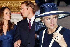 Książę William i Kate Middleton, Lady Diana