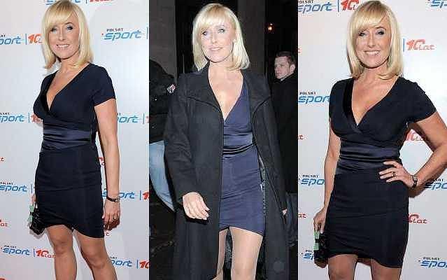 Agata Młynarska pojawiła się na 10 urodzinach Polsat Sport i zaskoczyła wszystkich swoim olśniewającym wyglądem. Gwiazda miała na sobie granatową sukienkę mini, która odsłaniała nogi. I słusznie. Takie nogi zdecydowanie warto eksponować!