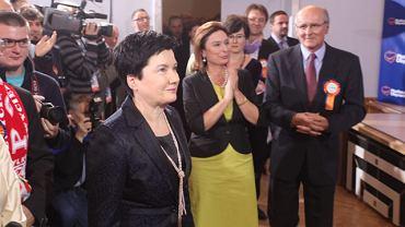 Na Hannę Gronkiewicz-Waltz głosowało na 51,6 proc. wyborców