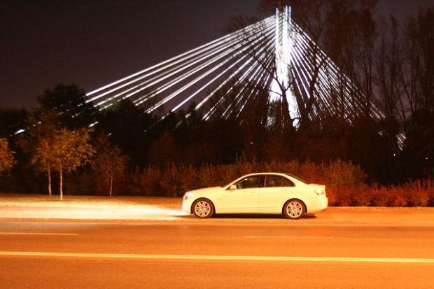Mercedes C 180 BlueEfficiency - test | Za kierownicą