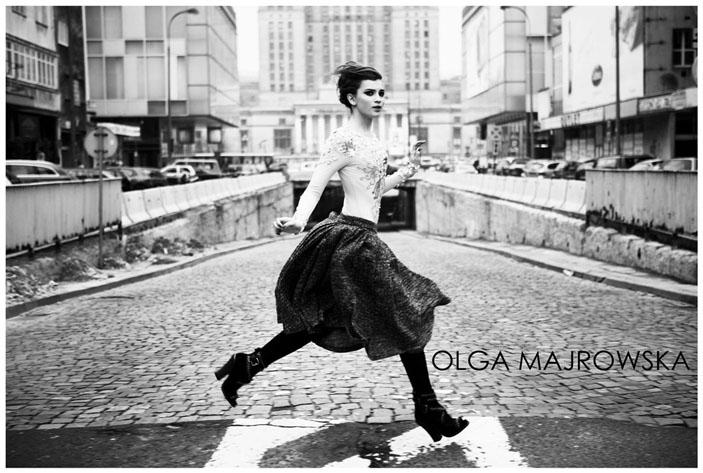Olga Majrowska dla Rebel Models