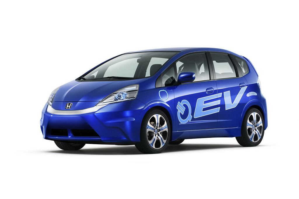 Honda Jazz (Fit) EV
