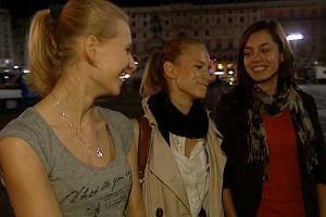 Paulina Papierska, Ania Piszczałka, Ola Kuligowska