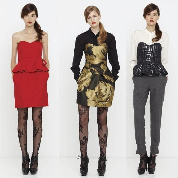 kolekcja DKNY Resort 2011