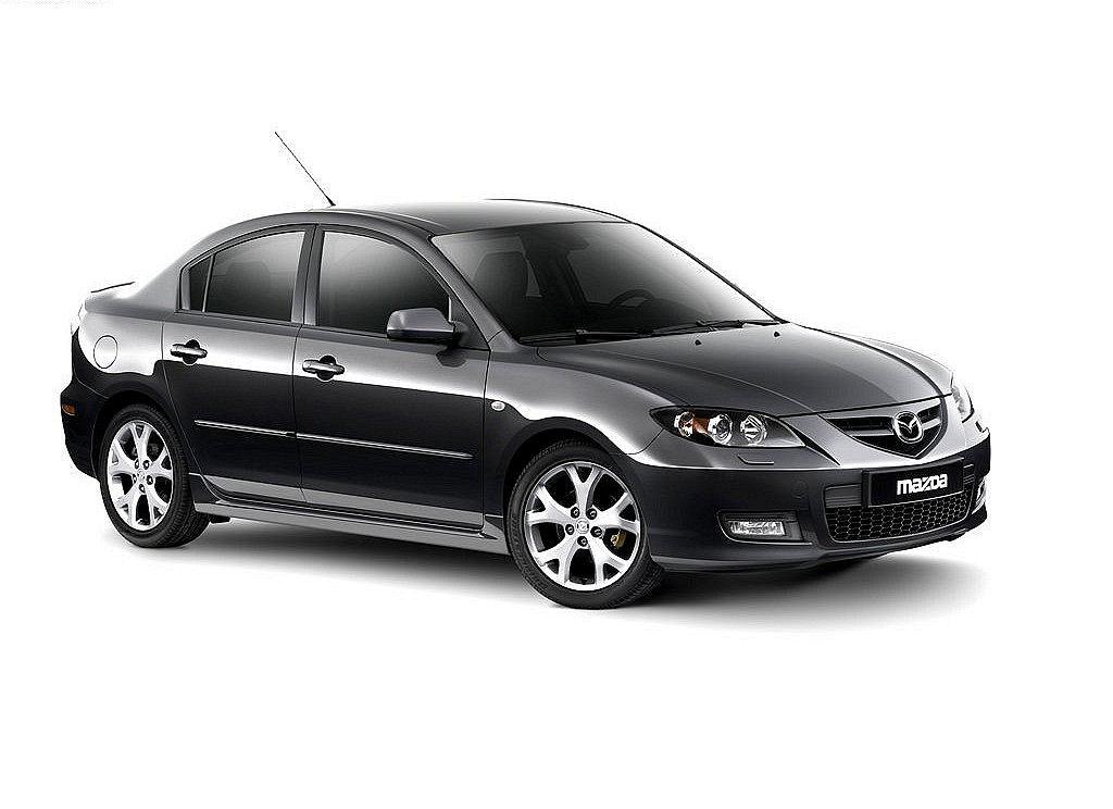 Mazda 3 2006 (BK) - face-lifting